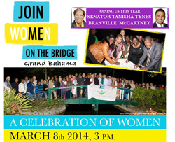 "2014 ""Join Me on the Bridge"" International Women's Day Celebration & Essay / Art Competition"