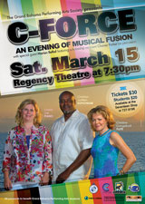 C-Force to perform in Freeport for the GB Performing Arts Society
