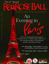 Red Rose Ball 2014