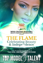 Miss Grand Bahama 2013 Top Model Competition