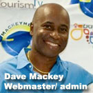 David Mackey - Webmaster, The Bahamas Weekly
