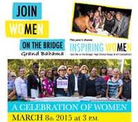 "6th annual ""Join Me on the Bridge"" Grand Bahama set for March 8th"