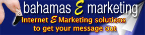 Bahamas E Marketing Logo