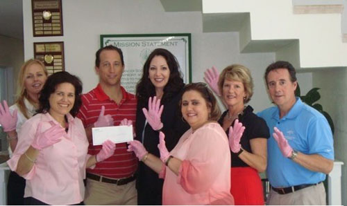 thebahamasweekly com - Ports International Supports Breast Cancer