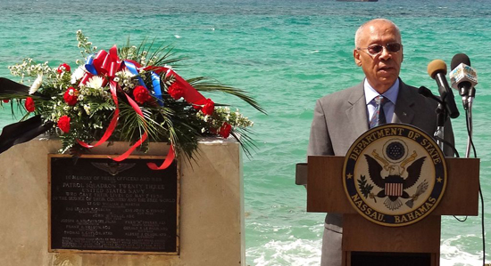 National Heroes Of The Bahamas http://www.thebahamasweekly.com/publish/international/U_S_and_The_Bahamas_Commemorate_Memorial_Day_and_Pay_Tribute_to_Fallen_Heroes22218.shtml