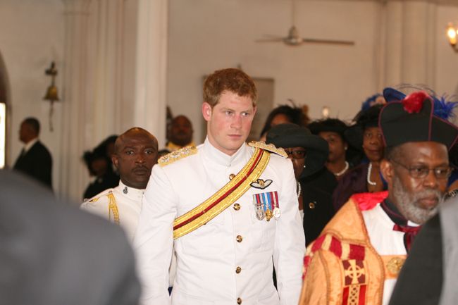 thebahamasweekly.com - The Bahamas warmly welcomes Prince Harry