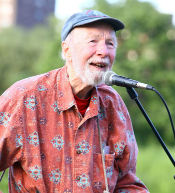 thebahamasweekly com - Folk singer Pete Seeger dead at 94