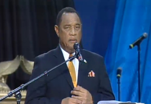 bahamas prime minister remarks at dr myles