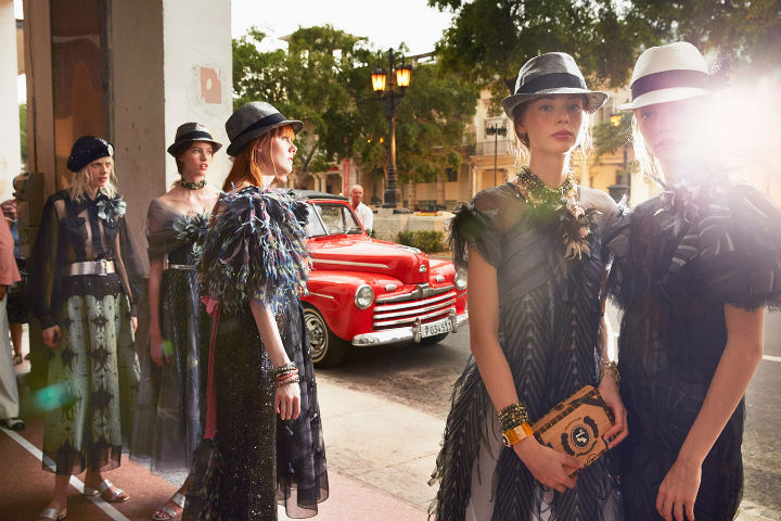 thebahamasweekly com - Chanel Cruise Collection Inspired by