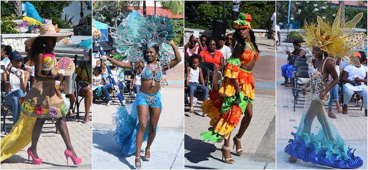 What is the national costume of Bahamas?