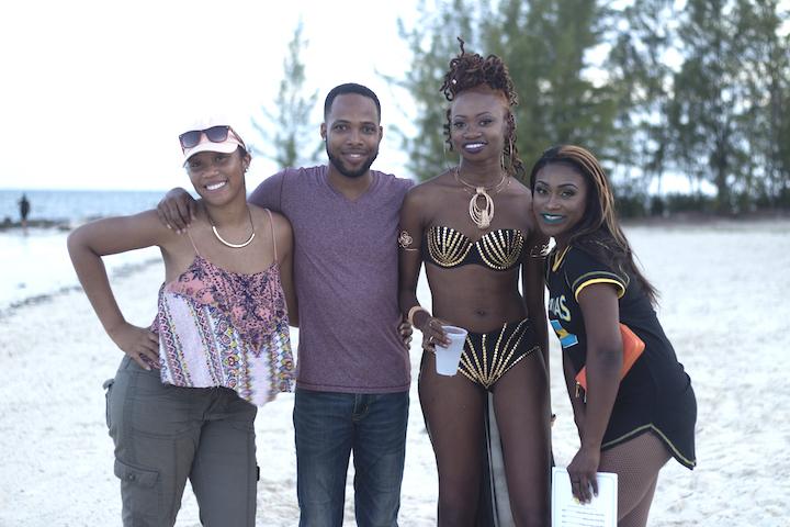 Thebahamasweekly Com Grand Bahama Production Company Captures Soca Sound Of Varcy Duncombe