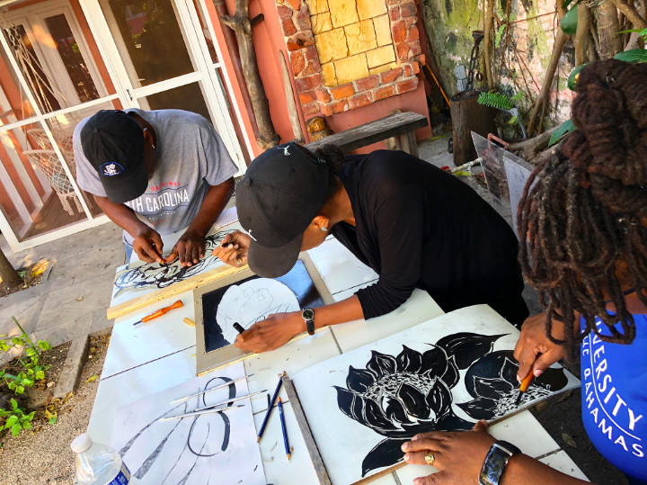 John_Beadle__Master_Bahamian_Artist___Keisha_Oliver__UB_Assistant_Profes1_.jpg
