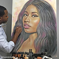 The_Celebrity_Artist_paints_Nicki_Minaj_sm.jpg