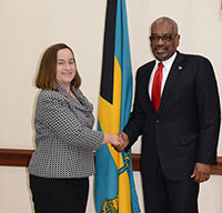 sm_PM_Minnis_greets_US_Charge_d_Affaires_Stephanie_Bowers.jpg