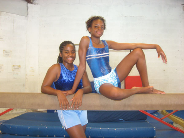 Bahamas News and events :: Nassau 'Nastics, the Country's Oldest ...young gymnast