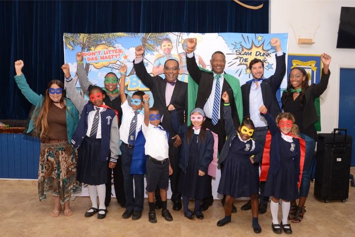 BMES_Students_Do__BeAHero_Pose_with_Minister_Ferreira.jpg
