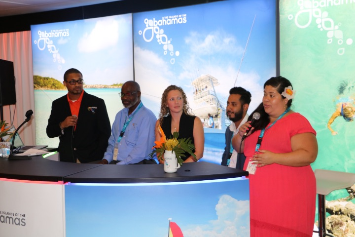 Bahamas_Tourism_s_Adrian_Kemp_discuss_Transportation_modes_to_Freeport_from_Florida__-_L-R_Kemp__W_Wilson_Bahamasair__Katie_Loughlin__Silver_Airways__Julien_Guzman__Bahamas_Paradise_Cruise_and_Catherine_Cruz__Balearia_Caribbean_.jpg