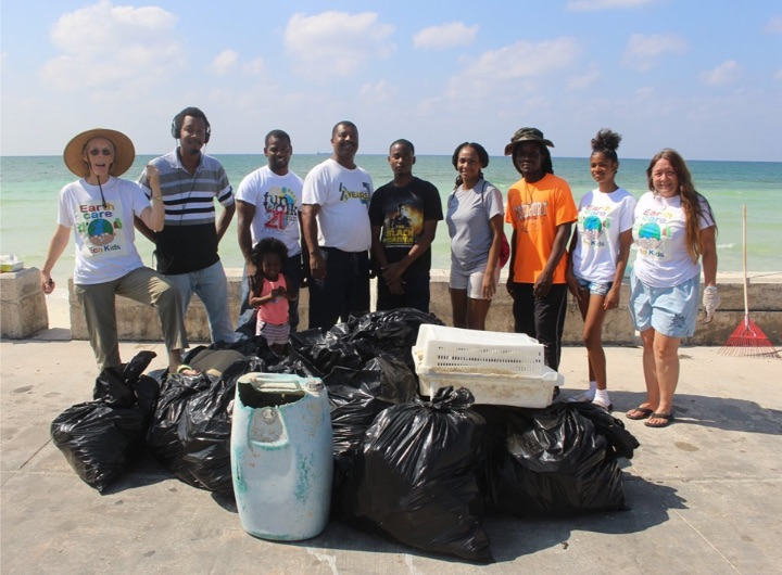 EARTHCARE_World_Oceans_Day_2019_____________Beach_Cleanup._11_people_1.5_hours._This_much_Marine_Debris.jpg