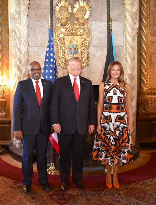 Prime_Minister_Hubert_Minnis__President_Donald_Trump_and_First_Lady_Melania_Trump.jpg