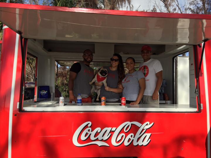 Team_Coca-Cola___L-R__Brian_Cartwright__Gabriella_Suighi__Mr._Pugsley__Nikia_Wells_and_Steven_Treco.jpg