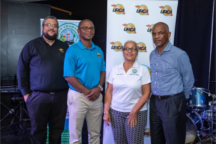 URCA_Executive_Team_with_Abaco_Chamber_of_Commerce_Director_Daphne_Degregory.jpg