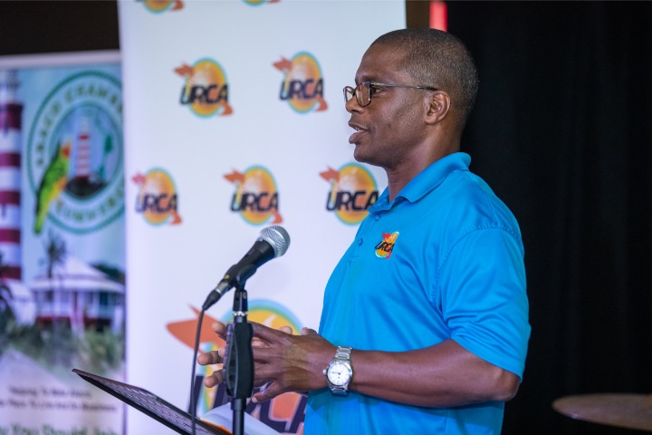 URCA_s_Shevonn_Cambridge__Director_of_Utilities_and_Energy_addresses_residents_at_Abaco_Town_Hall_Meeting.jpg
