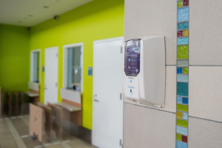 Photo_caption_4-_Additional_hand_sanitizing_stations_in_place_throughout_the_terminal_buildings_at_LPIA_.jpg