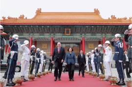 President_Tsai_and_Prime_Minister_Chastanet_during_military_parade_1.jpg