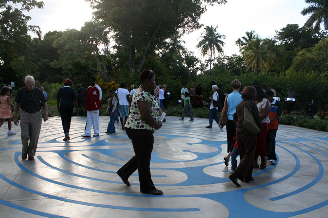 Global Labyrinth Prayer Walk For Haitian Earthquake Recovery