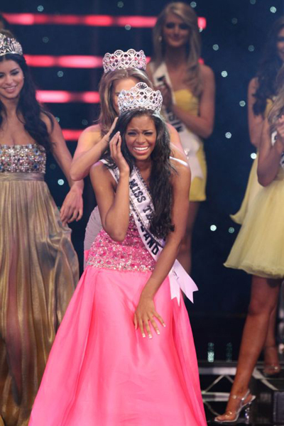 6 Miss Teen USA 2010 Miss Congeniality 2009   Miss Teen USA pageant