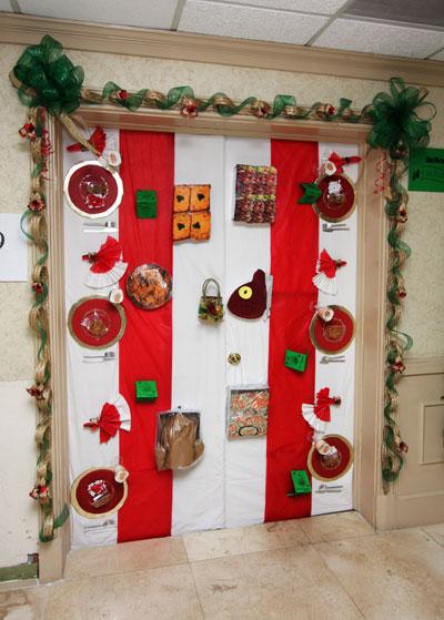 christmas office theme. door_accountsdoorjpg christmas office theme
