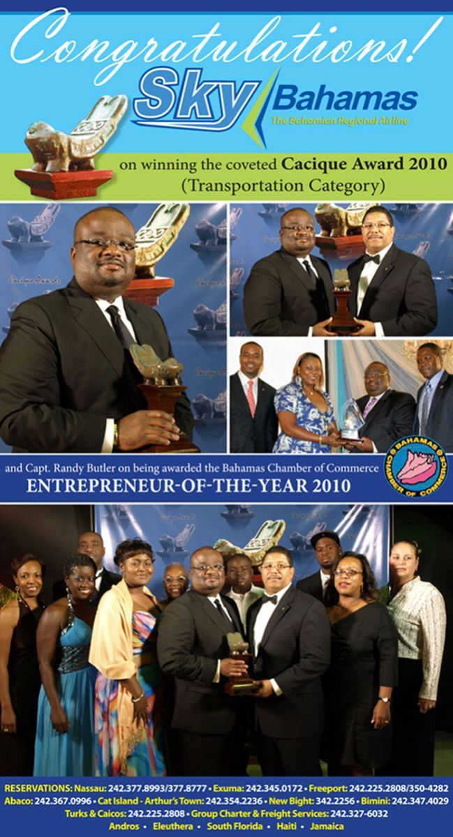 thebahamasweekly.com - SkyBahamas Recognized as a Leader in the ...