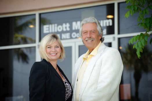 Talkin_-Tourism-on-Florida_s-Treasure-Coast-_and-Beyond_-co-host-Robin-Hick-Connors-and-host-Gary-Guertin-at-the-Elliott-Museum.jpg
