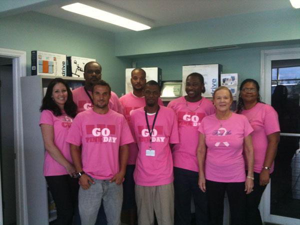 Pink Company Shirts | Artee Shirt